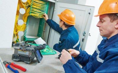 Optic Fibre Cabling